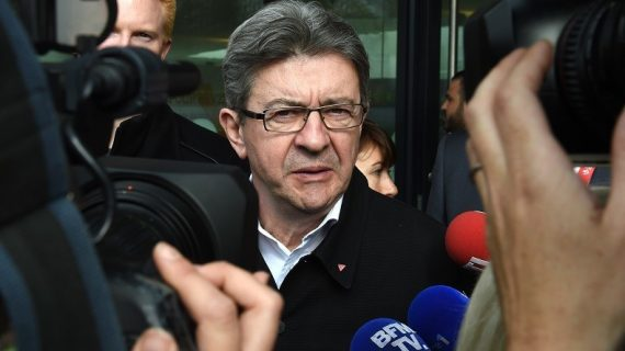 Rt com Russia Today révolution Mélenchon