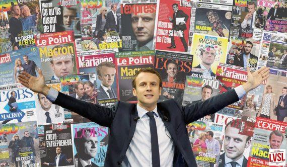 Soutien Système mondialiste Macron Explication Innocente