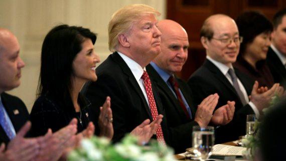 Trump avocat ONU américanisme globalisme