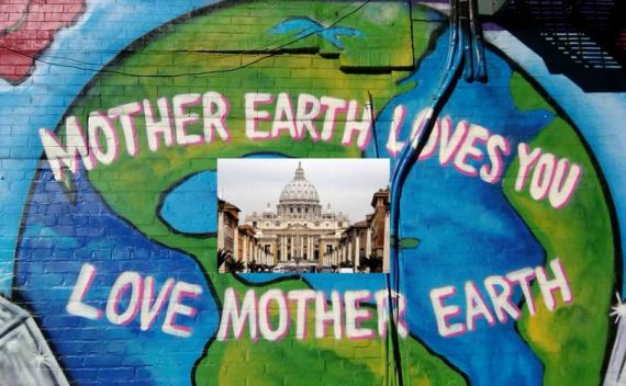 dimanche Miséricorde détourné lutte changement climatique