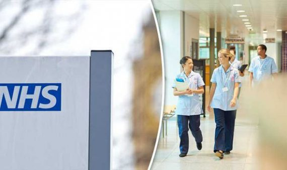 médecins remplaçants gabegie NHS santé étatisée