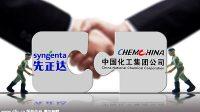 Le méga-rapprochement agroalimentaire Syngenta-ChemChina: c'est comme si c'était fait