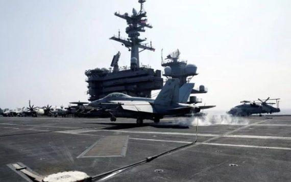 navires guerre américains large Corée Nord réaction prudente selon McMaster