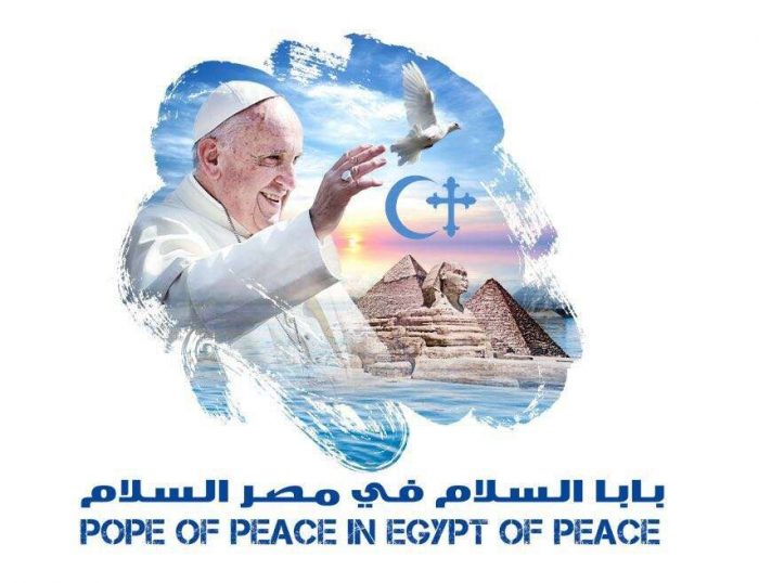 pape François paix Egypte pope peace Egypt photo