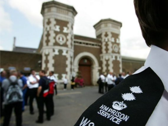 prisons réservées islamistes Royaume Uni