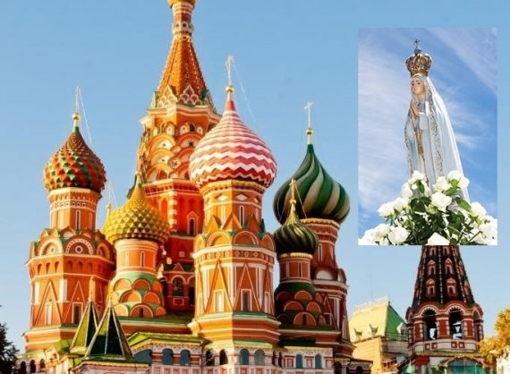 promesse Fatima Russie contre catholiques
