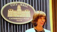 Le maire démocrate de Baltimore, Catherine Pugh, rejette le salaire minimum