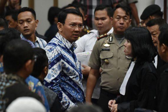 Ahok gouverneur chrétien Jakarta prison blasphème