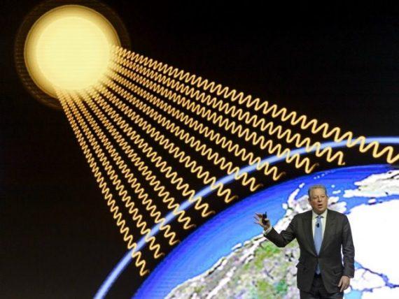 Al Gore ETC Changement climatique milliards dollars lutte CO2