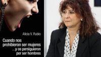 Alicia Rubio (à droite)