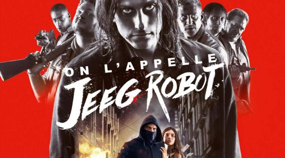 Appelle Jeeg Robot Fantastique Film