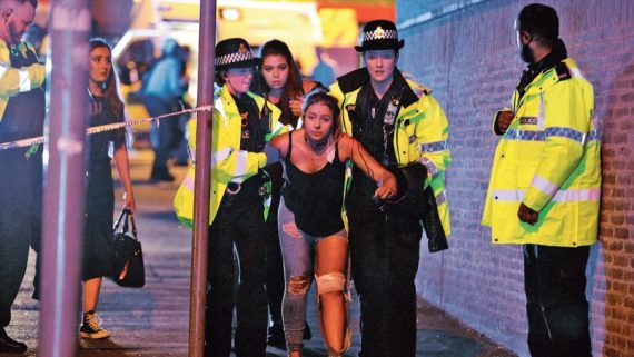 Attentat Manchester Vide Occidental Face Danger