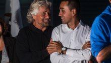 Beppe Grillo et Luigi Di Maio