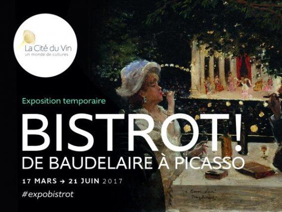 Bistrot Baudelaire Picasso Histoire culturelle Exposition