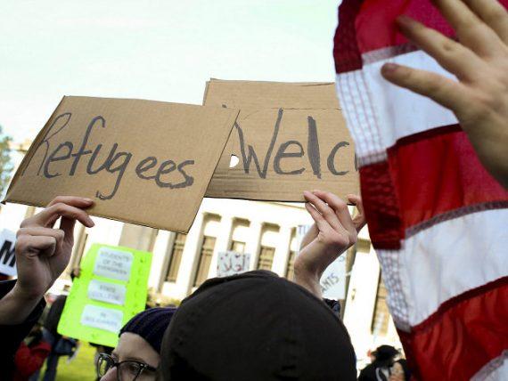 Etats Unis Trump nombre réfugiés doubler