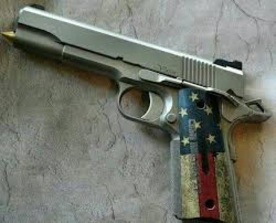 Etats Unis permis port arme cachée hausse homicides baisse