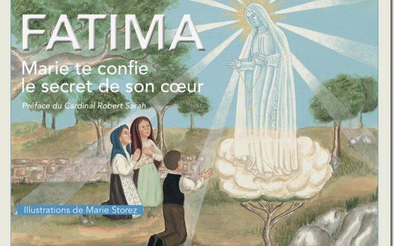 Fatima Marie secret coeur Tollet Storez
