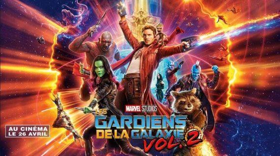 Gardiens Galaxie Volume 2 Science Fiction Film
