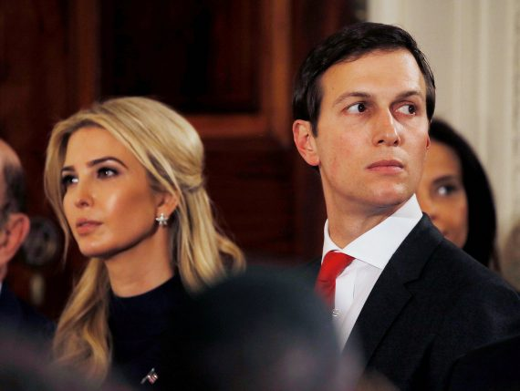 Jared Kushner visa EB 5 Trump immigration chinois