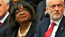 Diane Abbott et Jeremy Corbyn