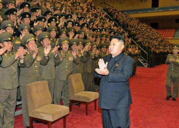 Kim Jong Félicitations Macron