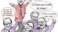 De qui Macron serait-il le président?