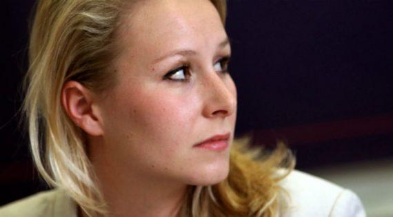 Marion Maréchal Le Pen Retraite Stratégique