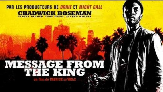 Message King Policier Film