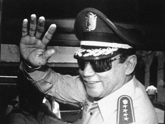 Mort Noriega Panama CIA dictateur narcotrafiquant Mitterrand
