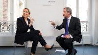 Nigel Farage soutient Marine Le Pen et annonce son élection au plus tard en 2022
