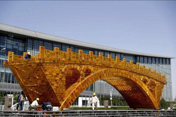 Nouvelle Route Soie mondialisation Chine