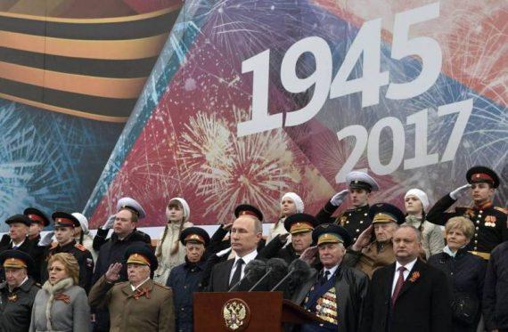 Poutine Appel Monde Unir Terrorisme Dialectique Mondialiste