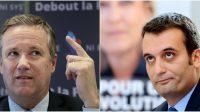 Rupture Marine Le Pen, Dupont-Aignan, Philippot: l'échec de la dédiabolisation