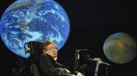 Stephen Hawking: quitter la planète Terre dans moins d'un siècle!