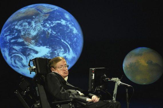 Stephen Hawking quitter planète Terre moins cent ans