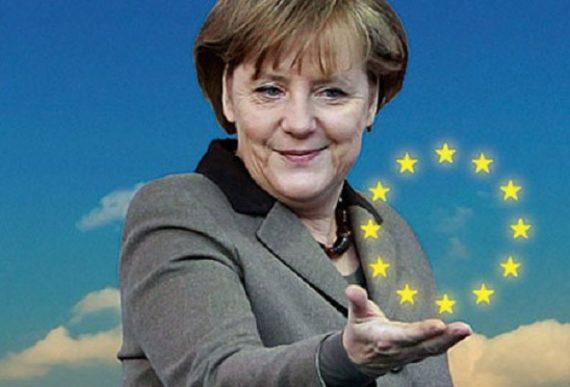 Trump Merkel patronne Europe autonome Macron