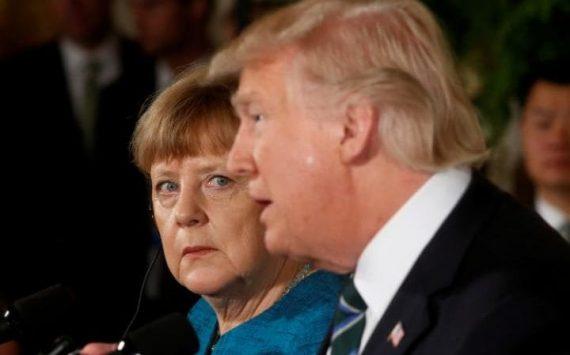Trump déficit commercial Massif Allemagne Otan Défense Très mauvais tweet