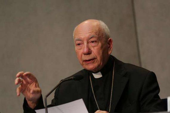 cardinal Coccopalmerio ordinations rite anglican valides