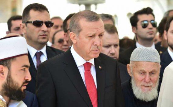 métropolite grec orthodoxe Séraphim menace président turc Erdogan enfer