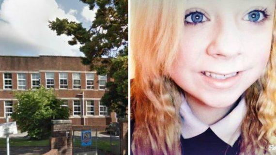 écolière 14 ans suicide médicaments Nyah James Royaume Uni