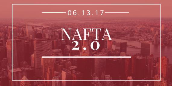 ALENA NAFTA Donald Trump lobby mondialiste