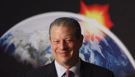 Al Gore Dieu lutter réchauffement climatique veut