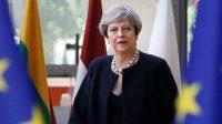 May promet que les citoyens européens pourront rester au Royaume-Uni après le Brexit.