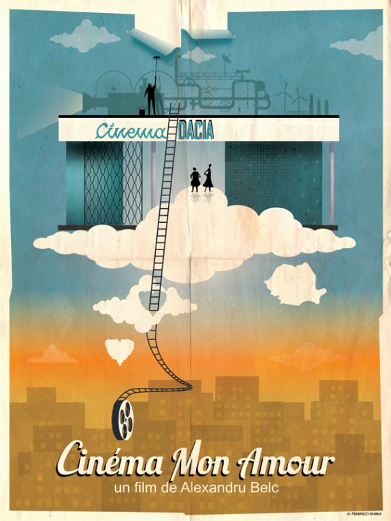 Cinéma Amour Documentaire film