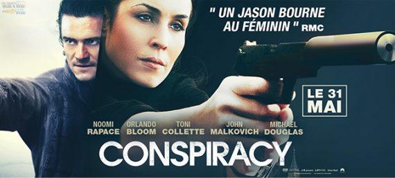 Conspirancy Action Policier Film