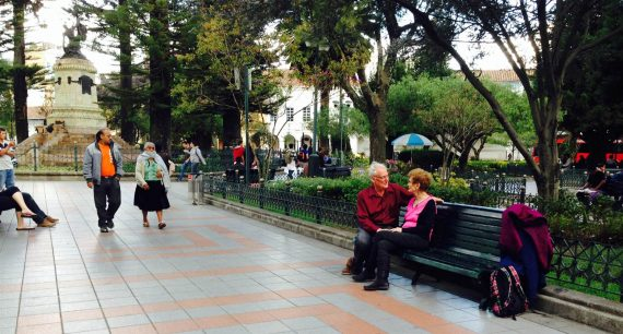 Cuenca Equateur retraités américains immigration