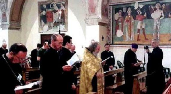 Eglise grecque catholique russe consacre Notre Dame Fatima