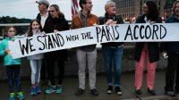 Aux Etats-Unis, des Etats, des villes, des entreprises et des universités veulent continuer à appliquer l'Accord de Paris sur le climat