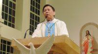 L'évêque chinois, Savio Hon Tai-Fai.