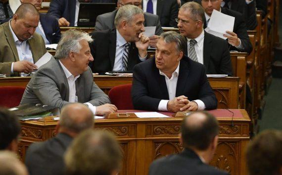 Hongrie loi anti Soros ONG financements étrangers